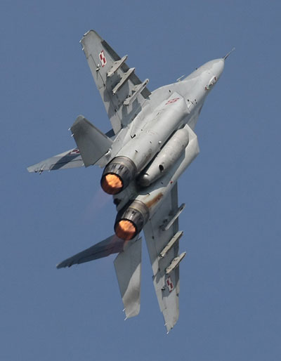 Poland MiG-29 Unknown