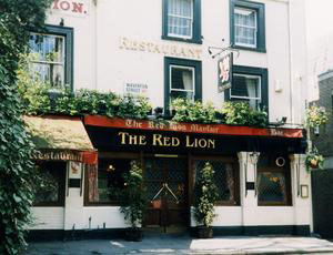 The Red Lion, London, Mayfair