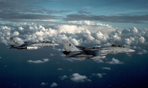 F-14B Tomcat Mark Wheless